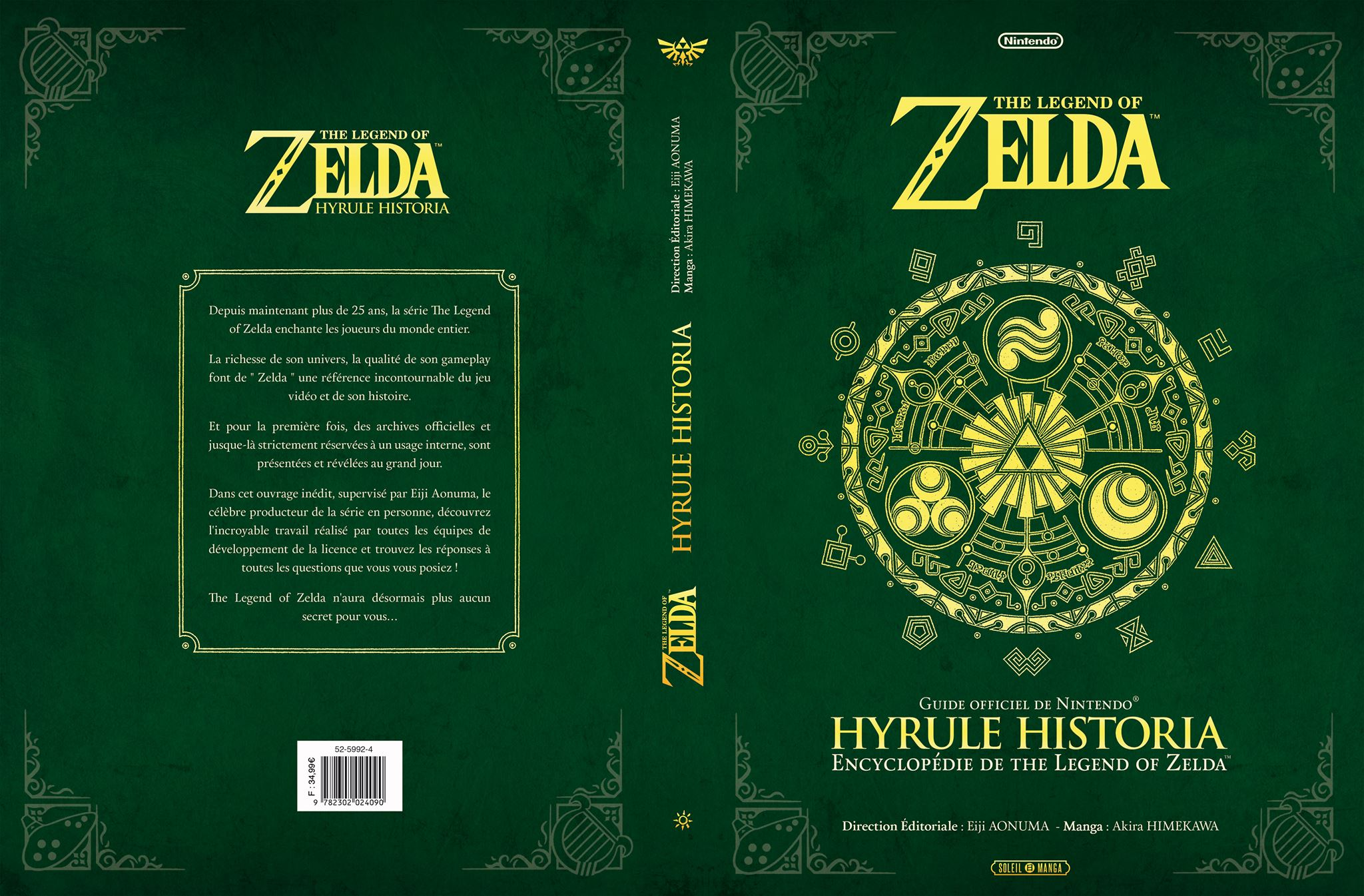 The Legend Of Zelda Hyrule Historia Epub