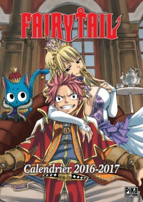 Calendrier Fairy Tail