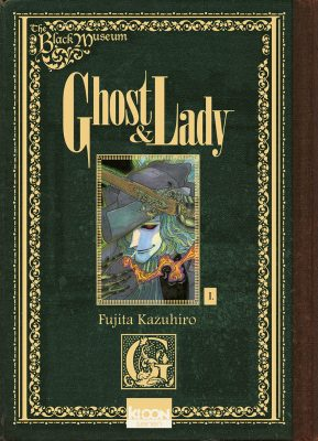 Ghost and lady
