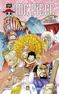 One Piece tome 80