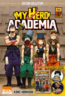 My Hero Academia 7_Coffret Collector CS5