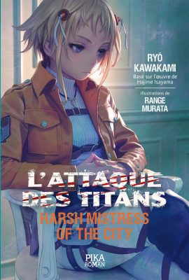 l'attaque des titans harsh mistress of the city