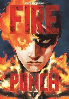 Fire-Punch tome 1