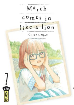 March Comes in like a lion 7