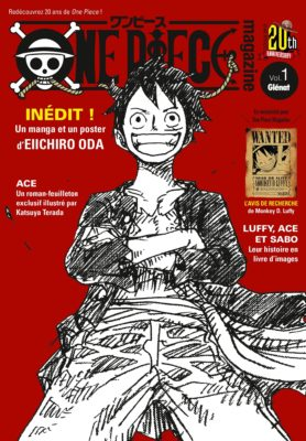One Piece Mag 1