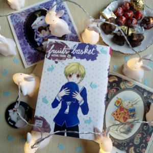 Imane 3 Fruits Basket